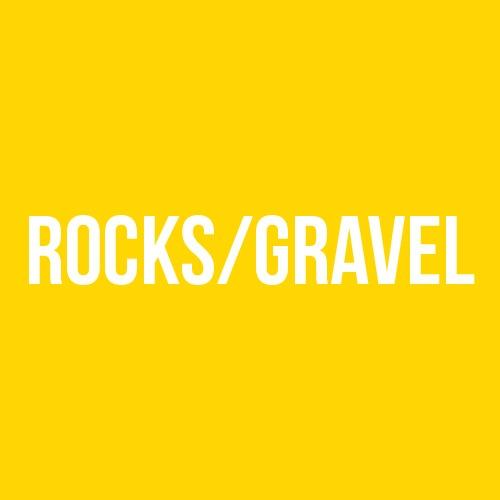 Rocks/Gravel